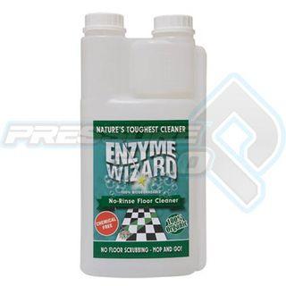 Enzyme Wizard No Rinse Floor Cleaner 1L EMPTY Twin Bottle
