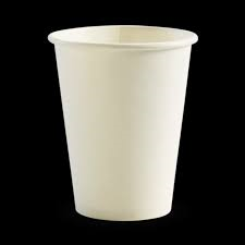 Biopak Single Wall Hot Cup White 12oz Slv 50