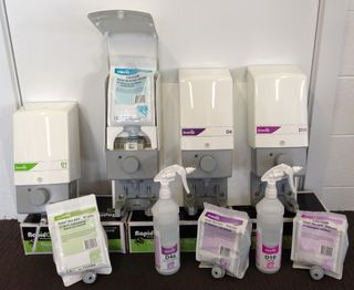 Dispensers - Cleaning Products