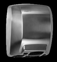 Hand Dryer Saniflow S/Steel Chrome Sensor Operated - Bright Finish