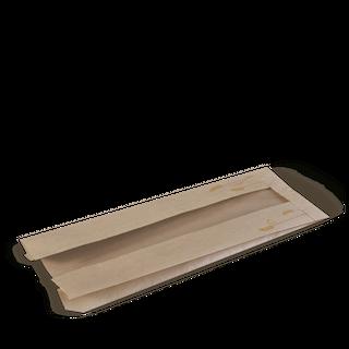 Detpak Loaf Window Bread Bag Ctn 500