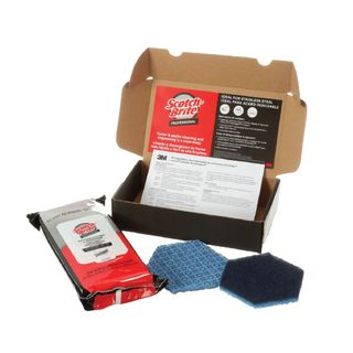 Scotch-Brite Kitchen Cleaner & Degreaser Wipes with Scotchgard Protector starter KIT