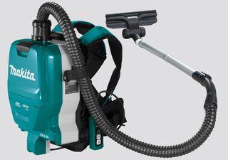 Makita 18Vx2 Cordless 32mm Brushless Backpack HEPA Vacuum Skin Only