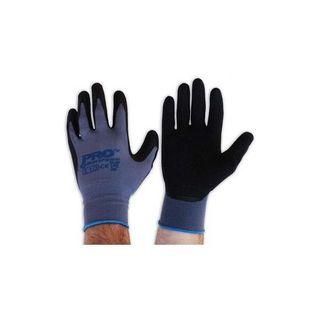 Paramount Glove Black Panther Latex Palm Size 8