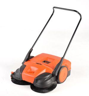 Haaga 677 Battery Sweeper