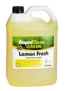 Lemon Fresh Disinfectant 5Lt