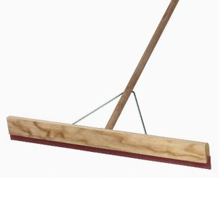 Squeegee 750mm Wooden Back with Reinforced Handle  B-13104FB