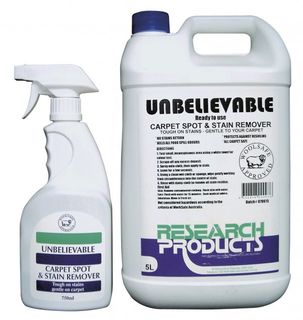 Unbelievable Carpet Spotter RTU 750ml CHRC-218112