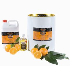 Orange Solv Degreaser 5Lt CHCR-30015A