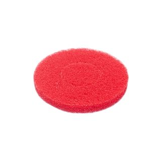 Motor Scrubber Red Spray Cleaning Pad 20cm BMS-0003