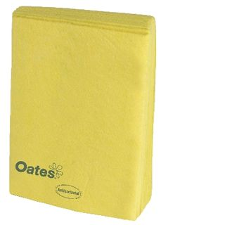 Wipe Industrial Yellow Pkt 10   57080 HW-010-Y