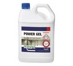 Power Gel Stain and Mould Remover 5Lt CHRC-520015A