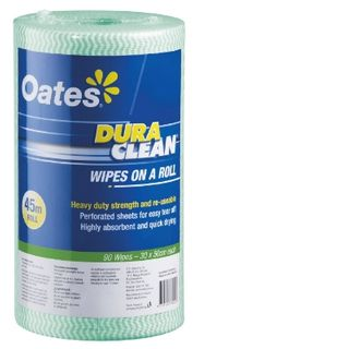 Wipe HD Green Roll 45 metre HW-035-VG