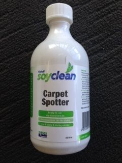 Soy Clean Carpet Spotter 500ml CHRC-226212