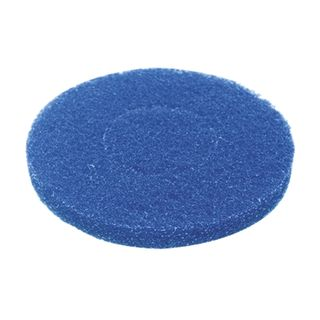 Motor Scrubber Cleaning Pad  Blue 20cm BMS-0006