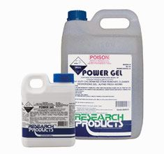 Power Gel Stain and Mould Remover 1Lt CHRC-52003