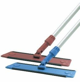 Mega Flat Mop Head Blue 600mm MF-045B
