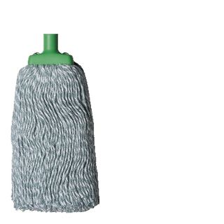 Mop Head Contractor 400g Green MH-CO-01G