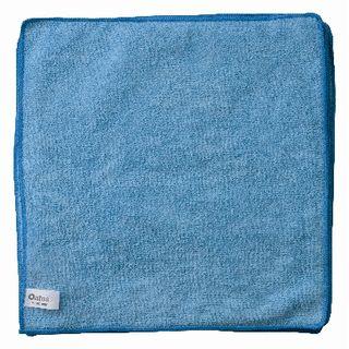 Microfibre Cloth Blue 10 pack MF-035VB