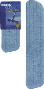 Mop Microfibre Flat Refill Blue 60cm MF-014