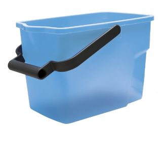 Bucket Rectangle General Purpose Blue 9Lt MS-009
