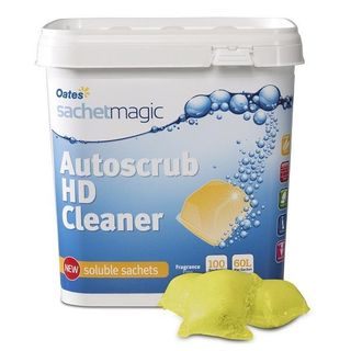Sachet Magic Autoscrub HD Cleaner 100 sachets/bucket  OSM-001