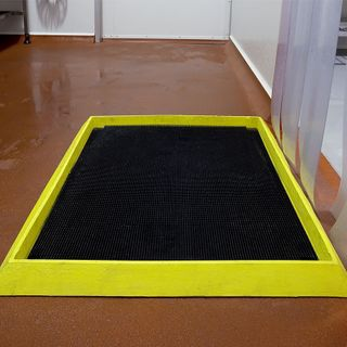 Commercial, Industrial Matting
