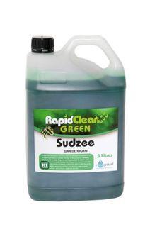 Sudzee Manual Dishwashing Liquid Rapid 5L