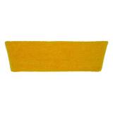 Edco Enduro Microfibre Mop Pad Yellow 40cm
