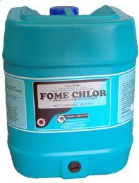 Fome Chlor 15Lt