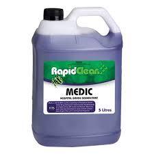 Medic Hospital Grade Disinfectant 5L