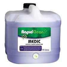 Medic Hospital Grade Disinfectant 15L