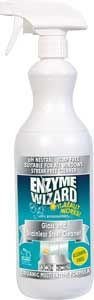 Enzyme Wizard Glass and Stainless Steel Cleaner 1L EMPTY