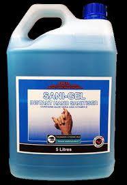 Hand Sanitisers & Anti Bac Soap
