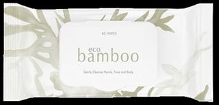 Luvme Bamboo Eco Baby Wipes Ctn 18 x 80