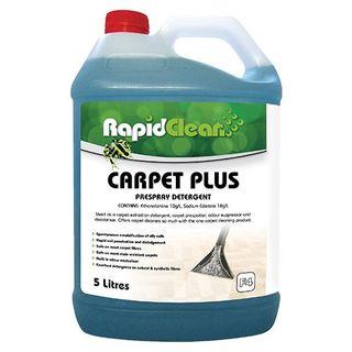 Carpet Plus Prespray Detergent 5Lt