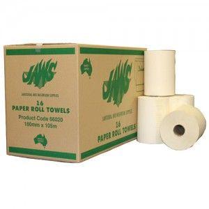 Rapid  Roll Towel 100mt x 16 Rolls