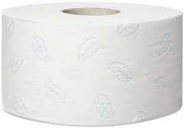 Tork Recycled Mini Jumbo Toilet Roll 2ply Advanced 12 rolls x 170mts