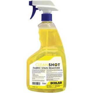 Ecolab Cleanshot Fabric Stain Remover 750ml