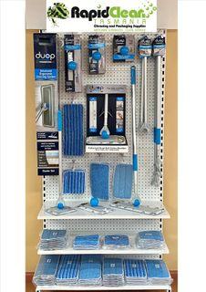 Duop Flat Mop Starter Kit