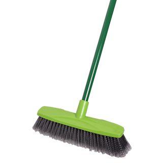 Sabco Jiffy Outdoor Broom With Handle