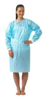 SureSafe Impervious Isolation Gown Box of 50