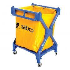 Sabco Laundry Cart