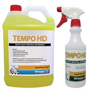 Tempo HD Heavy Duty Neutral Detergent 5L