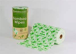 Bamboo Wipe Printed Roll 85