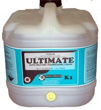 Ultimate Auto Dishwasher Liquid 15Lt