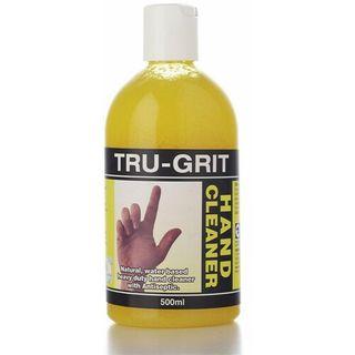 Tru Grit Hand Cleaner 500ml