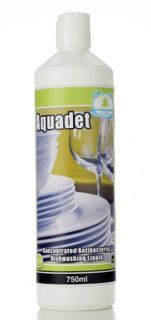 Aquadet Manual Dishwashing Liquid RTU 750ml