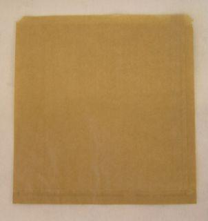 Bag 3 Square Brown Pkt 500