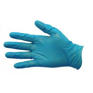 Glove Pro-Val Foodies Blue Duo PF- XLargel Pkt 100